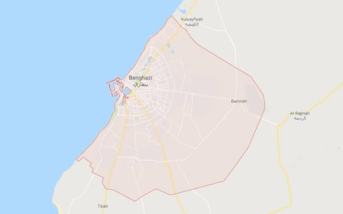 US captures suspected Benghazi attack militant