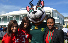 Springbok Experience Rugby Museum Launch