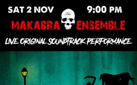 THE PHANTOM CARRIAGE Live Silent Film Soundtrack Performance