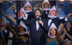 [WATCH] This is the biggest the Baby Shark performance, ever!