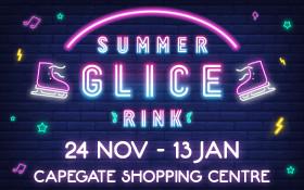 Capegate Summer Glice Rink