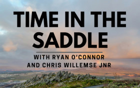 Time In The Saddle With Ryan O'Connor