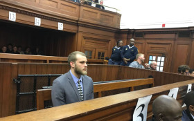 Convicted murderer Henri van Breda sentenced to life