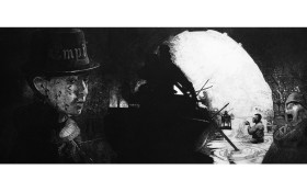 Solo Exhibitions by Christiaan Diedericks, Ella Cronjé & Gawie Joubert