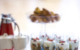 Women's Month High Tea at Radisson Blu Le Vendome Hotel!
