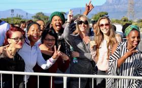 KFM Breakfast tries to impress Randall Abrahams from Idols SA