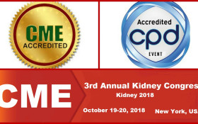 3rd Annual Kidney Congress (Kidney 2018)