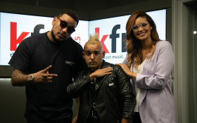 [LISTEN] The Flash Drive: AKA chats about his new TV Show, The Braai Show