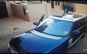 [WATCH] Driver turns the tables on the hijackers