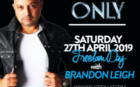 O.S.O.B.L Presents Freedom Day with Brandon Leigh