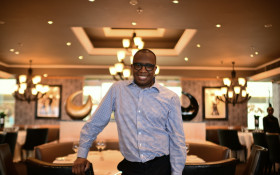 Meet Desmond Mabuza - The man behind Joburg's Signature