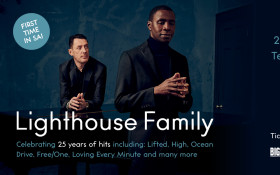 Lighthouse Family is coming to Cape Town!