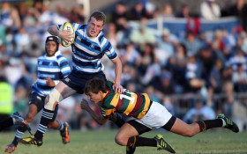 Paarl Gym and Paarl Boys Face Off
