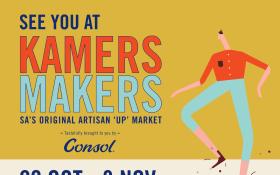 KAMERS/Makers Stellenbosch 2019