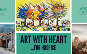 Art with Heart...for Hospice