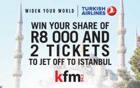 Kfm 94.5 & Turkish Airlines - Widen Your World