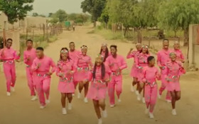 [VIDEO] Take a load off with Ndlovu Youth Choir's upbeat version of 'Jolene'
