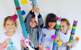 Spier's Holiday Club: the best way to boost your kid's creativity this winter