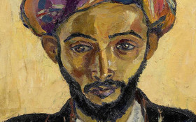 """South African artist Irma Stern's """"Young Arab"""" sells for R13.6 million"""