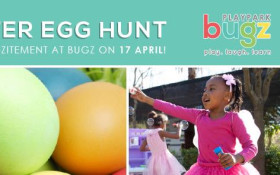 Bugz Playpark 5th Easter Egg Hunt
