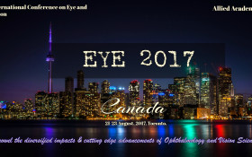 3rd International Conference on Eye and Vision