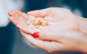 Take the 'litter' out of glitter