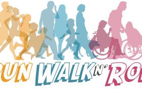 Iris House Children's Hospice RUN WALK N ROLL- 5km Family Fun Run