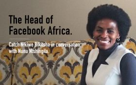 Face to Face with Success: Nunu Ntshingila