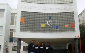CT Science Centre bringing together brilliant minds to address water crisis