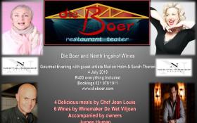 Gourmet evening with Neethlingshof