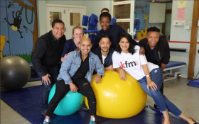 Dis-Chem Foundation and Kfm 94.5 supports the Woodside Centre
