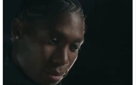 [WATCH] Too fast? too bad, I was born to do this - Caster Semenya