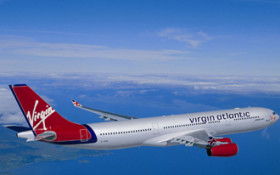 Fly in the face of ordinary with Virgin Atlantic