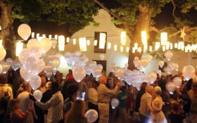 Spier's Festival of White Lights 2017