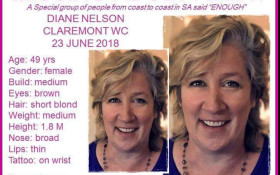 Missing Claremont woman's body found