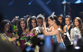 Miss South Africa Zozibini Tunzi crowned Miss Universe