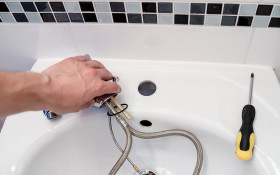Cape plumber designs device to ensure geyser water doesn't go down the drain