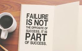 Key points to learn from failure (that you won't learn in college)
