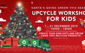 Upcycle Workshop For Kids