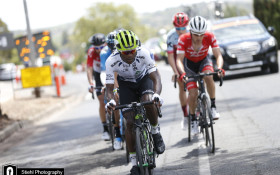 Cape Cycling champ Nic Dlamini on pedaling to success