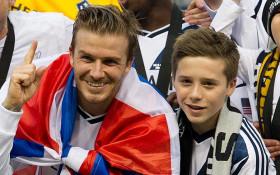Brooklyn Beckham set to join Man U