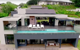 [WATCH] Inside the magnificent home of Tendai 'Beast' Mtawarira