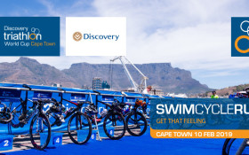 5 tips to get you ready for the Discovery Triathlon World Cup Cape Town
