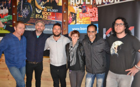 KFM fans meet The Parlotones