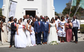 Annual mass weddings on Robben Island called off this Valentine's Day