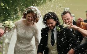 IN PICS: Kit Harington and Rose Leslie's beautiful Scottish wedding