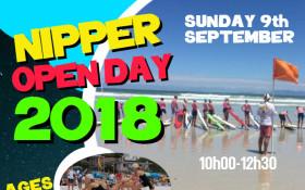 Clifton Surf Lifesaving Club NIPPER OPEN DAY