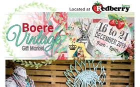 Boerevintage Gift Market