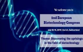 2nd European Biotechnology Congress