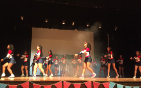 Winter Showcase at Bergvliet High School